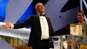 """Goldene Palme für französisches Drama """"Dheepan"""""""
