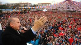 Türkei eröffnet neue Front in Syrien