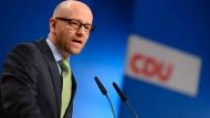 Peter Tauber hört als CDU-Generalsekretär auf