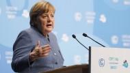 Merkel stellt schnelleren Kohle-Ausstieg in Aussicht