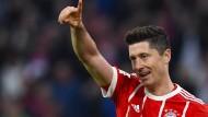 Lewandowski bleibt in München