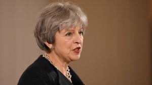 May schließt zweites Brexit-Referendum kategorisch aus