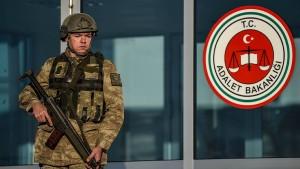 Weiterer Deutscher in der Türkei aus Haft entlassen