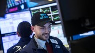 Börse in Amerika feiert