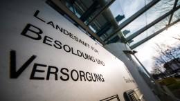 Finanzielle Panne bei Besoldungsamt über 50 Millionen Euro