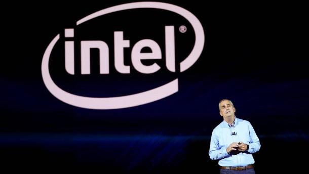Intel erfreut Anleger mit Rekorderlösen