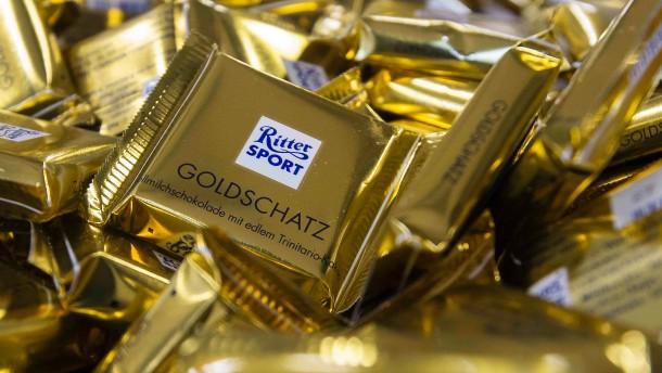 Die Welt liebt deutsche Schokolade
