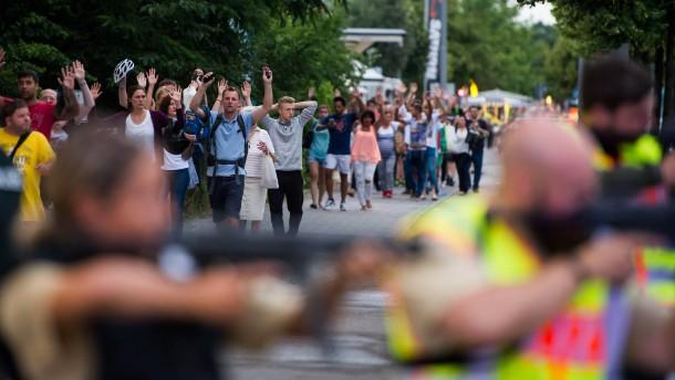 Was den Attentäter von München animiert haben könnte