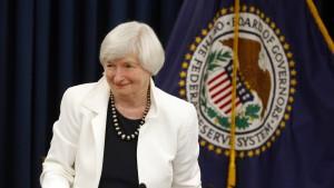 Fed gibt Hinweise auf Zinsschritte