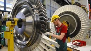 Siemens ist nicht allein