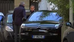 Nicolas Sarkozy ist wieder frei