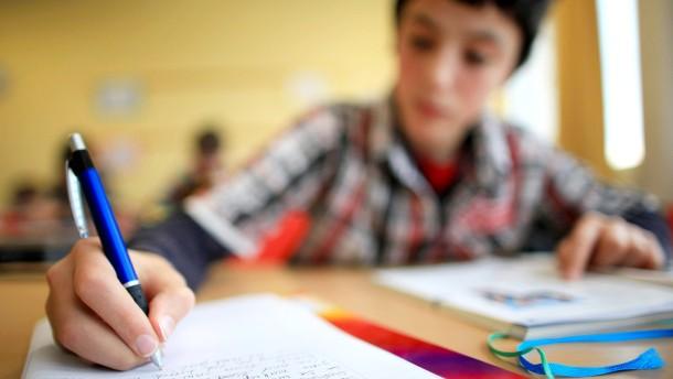 Sozial benachteiligte Schüler holen deutlich auf