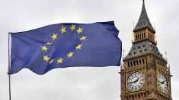 EU-Austritt muss womöglich verschoben werden