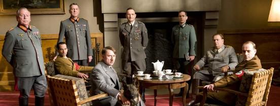Stilleben mit Führer: die Spitzen des Reiches im Führerlager