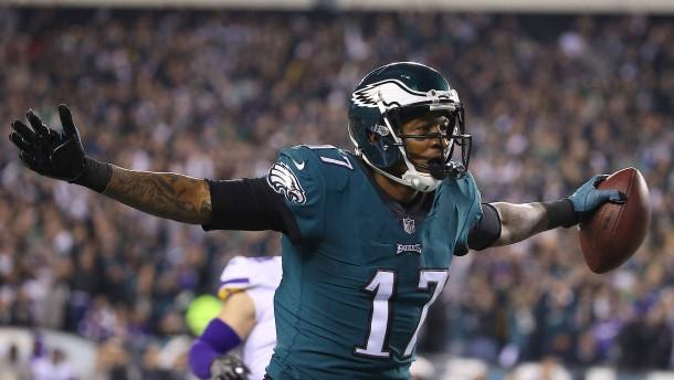 Philadelphia löst Super-Bowl-Ticket