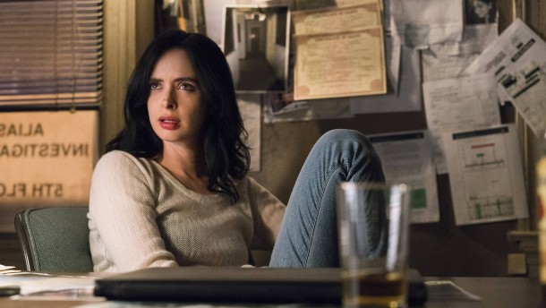 "Macke und Lederjacke: Zweite Staffel ""Jessica Jones"""
