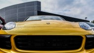 Fährt schön steuervergünstigt weil gut für die Umwelt: Porsche Cayenne Diesel.