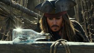 Jack Sparrow erobert Platz eins