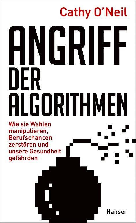 "Cathy O'Neil: ""Angriff der Algorithmen"""