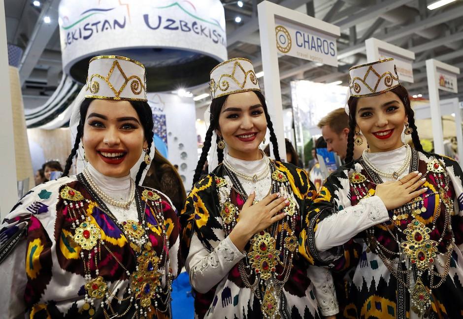 Vielleicht profitiert ja auch bald Usbekistan von der unglücklichen Lage einiger einst beliebter Destinationen.