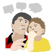 Kolumnenbild /  Wie erkläre ich es meinem Kind