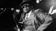 Respektsperson des Blues: John Lee Hooker 1990 in Montreux