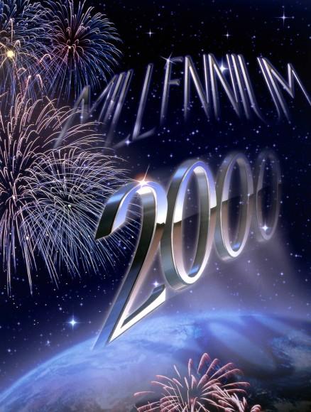 Jahrtausendwechsel - 2000