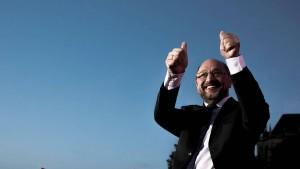 Martin Schulz und die Frauen