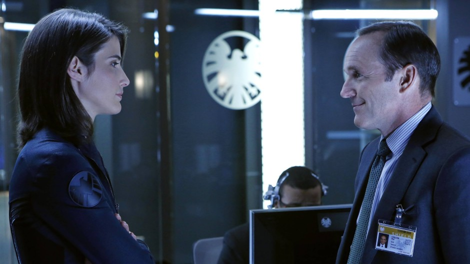 """Cobie Smulders und Clark Gregg in Whedons """"Agents of S.H.I.E.L.D."""""""