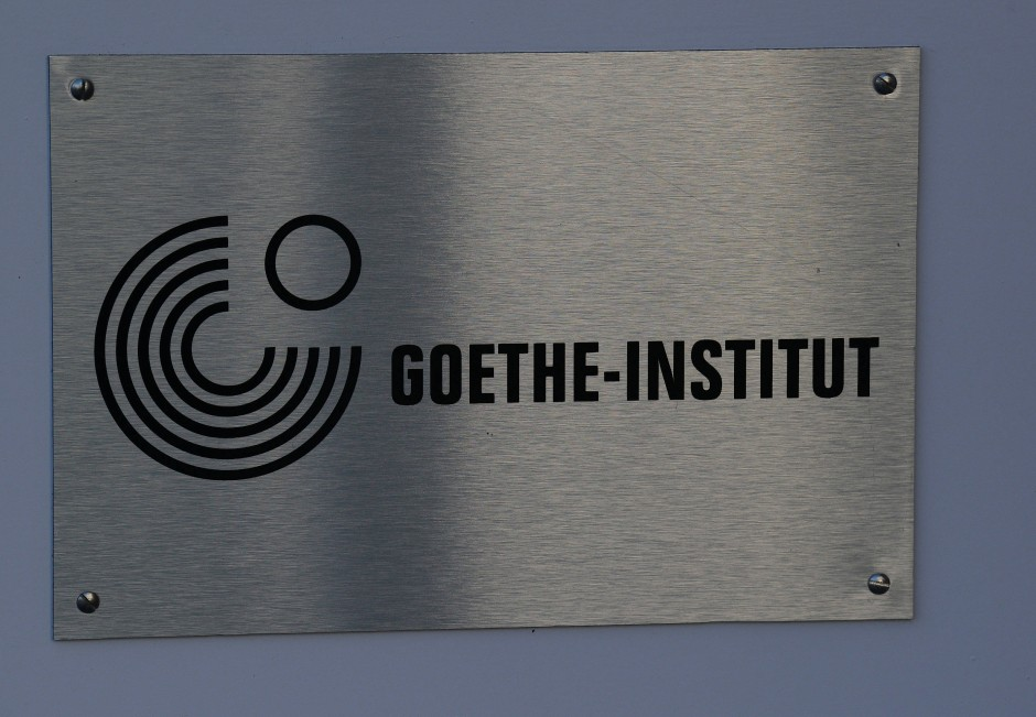 Markenpflege: Das Goethe-Institut genießt international einen hervorragenden Ruf.