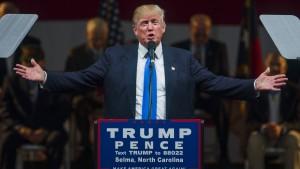 """Trump und die """"Hate Speech"""""""