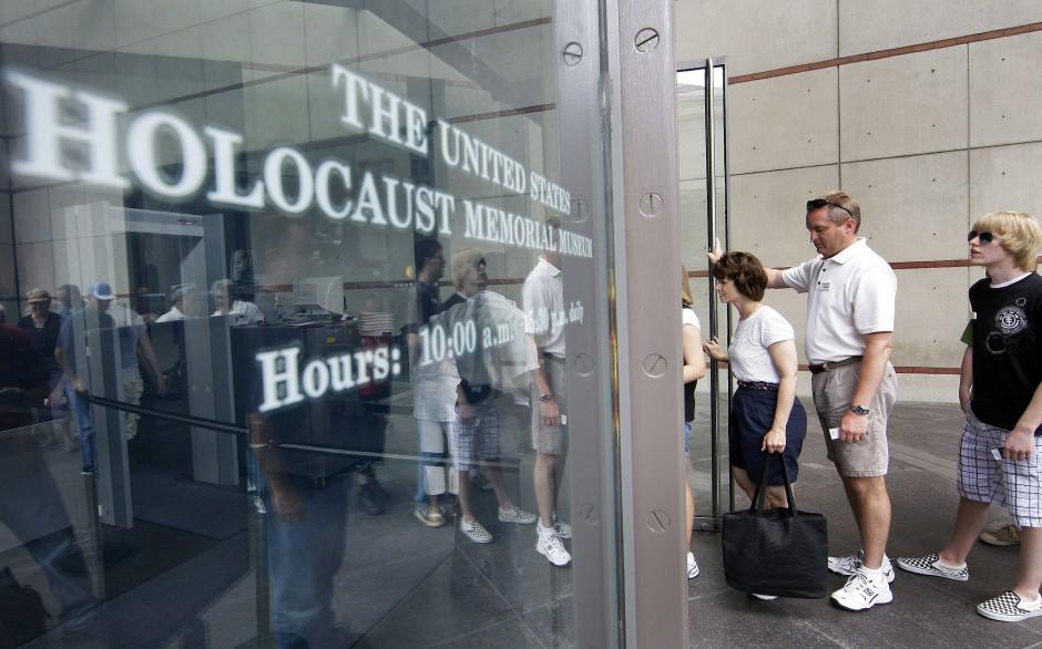 Das Holocaust Memorial Museum hat sich Pokémon-Go-Besuche inzwischen verbeten.