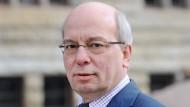 Ausgeladen: Der Bundesvorsitzende der Deutschen Polizeigewerkschaft Rainer Wendt.