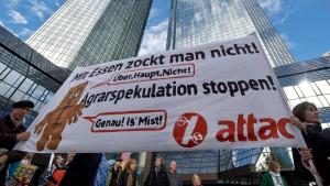 Bayern LB steigt aus Spekulation mit Lebensmitteln aus