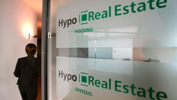 Hypo Real Estate auf Investorensuche