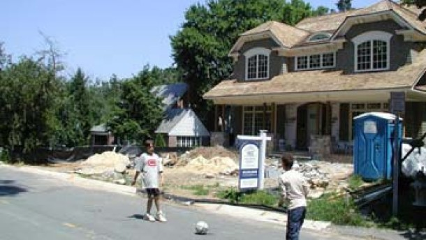Amerikanischer Immobilienmarkt: Rückbildung, kein Crash