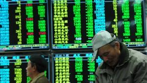 In Asien rutschen die Aktienkurse weiter