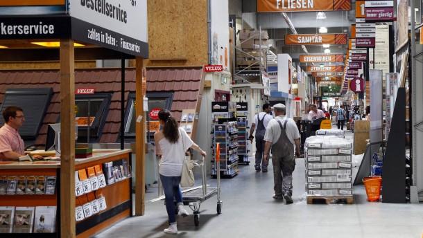 Neues Werkelfieber Die Deutschen Im Baumarkt Geld