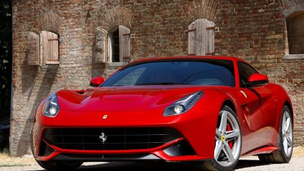 Tierarzt darf Ferrari nicht als Betriebsfahrzeug absetzen
