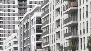 Experten sehen langsameren Anstieg von Wohnungspreisen