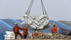 Chinesische Strafzölle lassen Sojapreis fallen