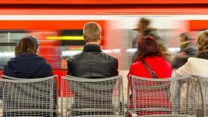 Fahrgastrekorde bei Bussen und Bahnen