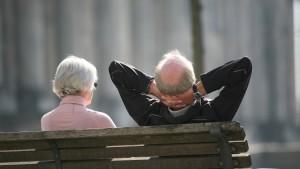 Folgen der Finanzkrise drehen die Altersvorsorge um