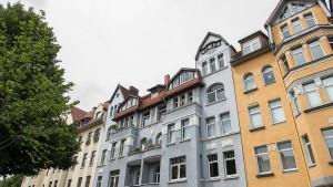 Sorge um Immobilien-Blasen wächst