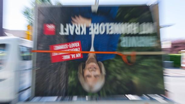 SPD-Landesvorstand in NRW schließt große Koalition aus