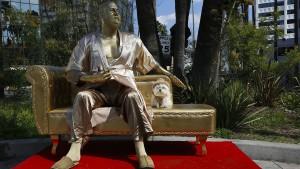 Ein Hollywood-Denkmal für Weinstein