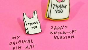 Zaras Copy-Jobs
