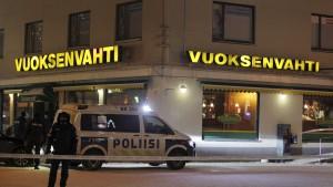 Finnische Politikerin und Begleiterinnen erschossen