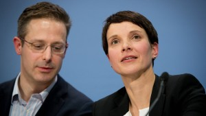 Frauke Petry heiratet ein zweites Mal