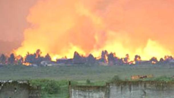Vulkanausbruch im Kongo: Lavastrom verwüstet Goma